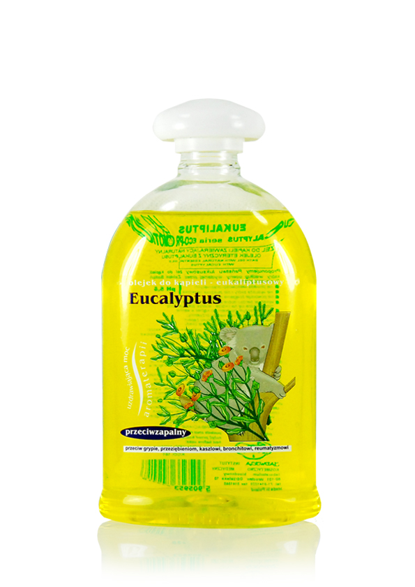 Żel do Kąpieli Eukaliptus Seria Eco Promotion 500ml