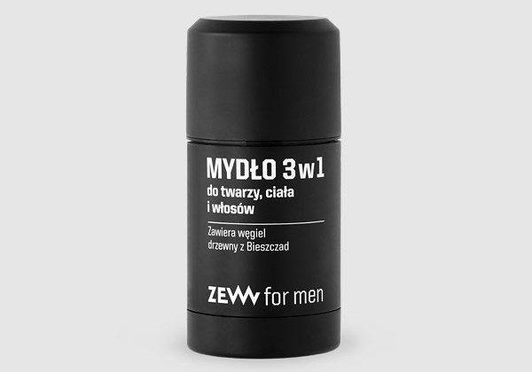 Mydło 3 w 1 do twarzy ciała i włosów polskie kosmetyki naturalne