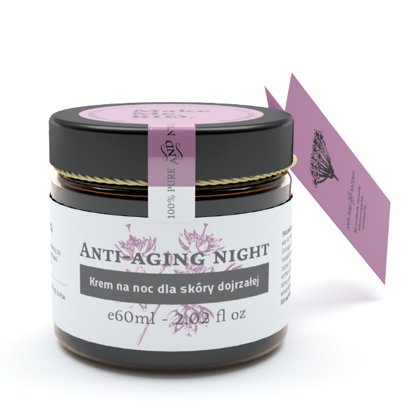 Anti aging night 60ml