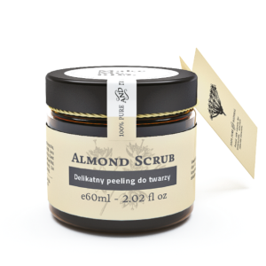 Almond Scrub peeling do twarzy 60ml