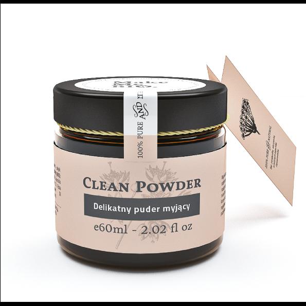 Clean Powder 60ml