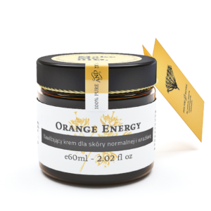 Orange energy 60ml