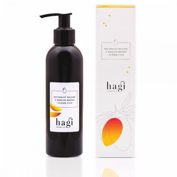 Naturalny balsam z masłem mango i olejem chia 200ml