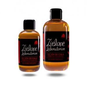 Olejek do ciała ujędrniająco wygładzający olej jojoba i marchwiowy 250ml
