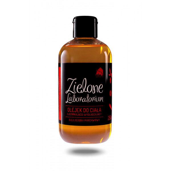 naturalny olejek do ciała