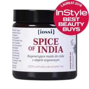 Masło do ciała Spice of India Paczuli Goździk 120ml