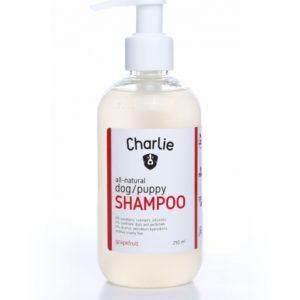 Naturalny szampon dla psów z olejkiem ze skórki grejpfruta 250ml