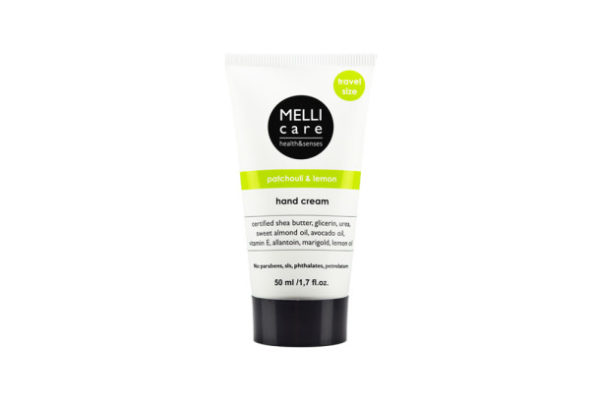 Patchouli lemon hand cream 50ml