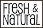 logo fresh&natural