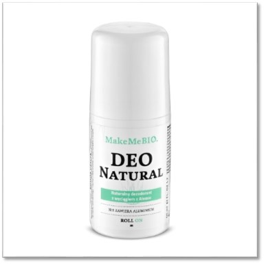 DEO Natural 50ml
