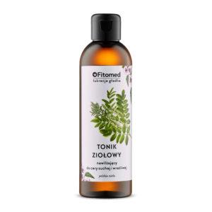Tonik ziołowy nawilżający do cery suchej i wrażliwej 200ml