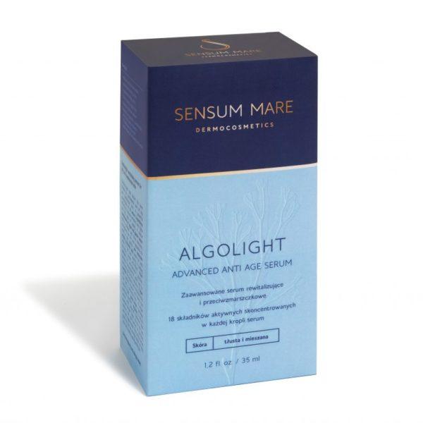sensummare algolight polskie kosmetyki naturalne
