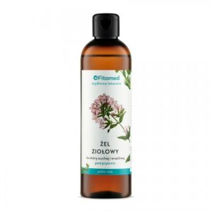 Żel ziołowy pod prysznic do skóry suchej i wrażliwej 250ml Fitomed