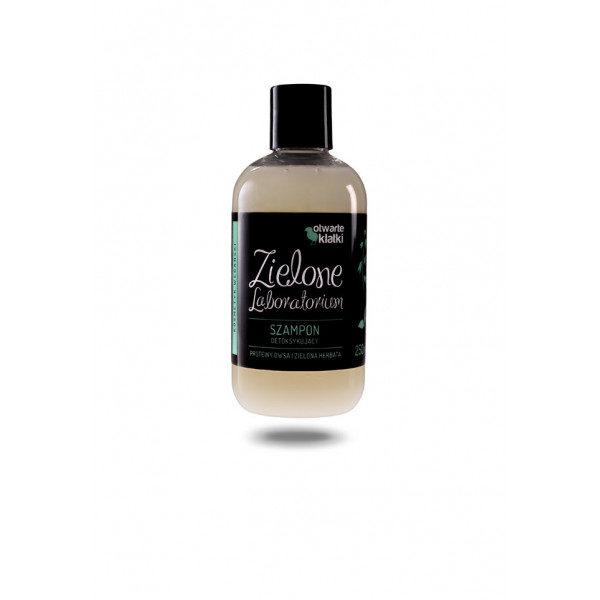 naturalny szampon do włosów dla wegan