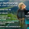 Krem do twarzy Extreme Outdoor SPF50 Polskie Kosmetyki Naturalne