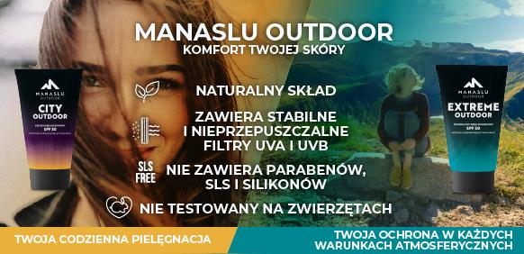 Polskie Kosmetyki Naturalne Manaslu Outdoor