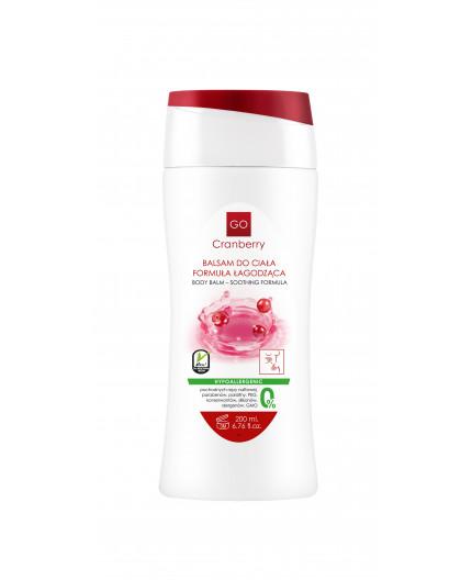 balsam do ciala formula lagodzaca gocranberry 200 ml