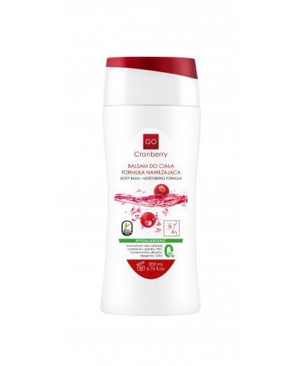 balsam do ciala formula nawilzajaca gocranberry 200 ml